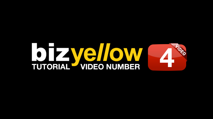 Yellow Pages United_BizYellow Tutorial 4