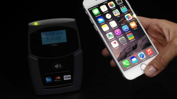 Yellow Pages United on Apple Pay