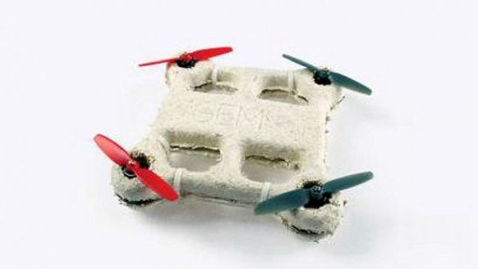 yellow pages united on the bio-drone