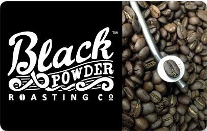 Black Powder Roasting Co logo